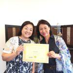 沖縄の集まる集客プランナー幸喜穂乃さんにご紹介いただきました!